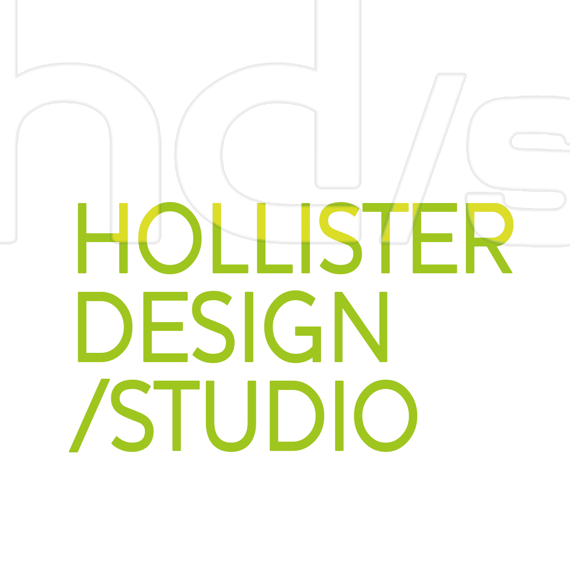Hollister design studio Hollister design